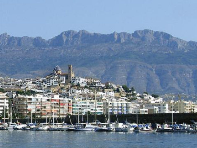 Port of Altea