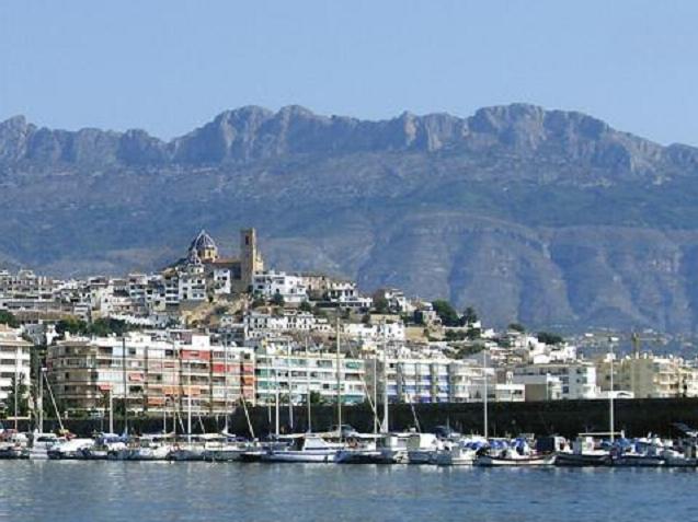 Port of Altea