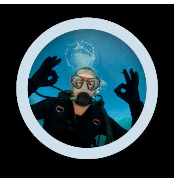 Scuba Diving OK